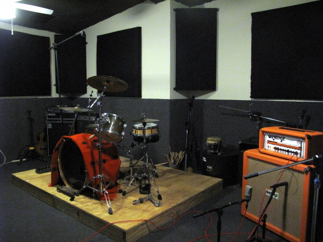 © ABC Rehearsal Studios | Drum Studio | Silver Lake and Hollywood | Lawrence Media Interactive